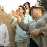 Βίντεο από την επίσκεψη Σαμαρά στην Αμφίπολη