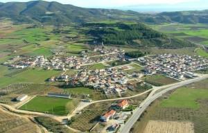 Το χωριό Μεσολακκιά