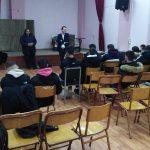 Επίσκεψη Περιφερειακού Διευθυντή σε σχολικές μονάδες του Δήμου Βόλβης
