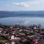 Lake Volvi (Λίμνη Βόλβη), ΑΠ' ΤΟΝ ΠΑΛΙΟ ΔΡΟΜΟ ΗΤΑΝ ΑΛΛΙΩΣ (Βίντεο, Φωτό)